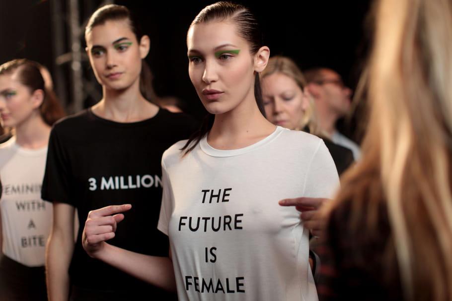 Féminisme mode