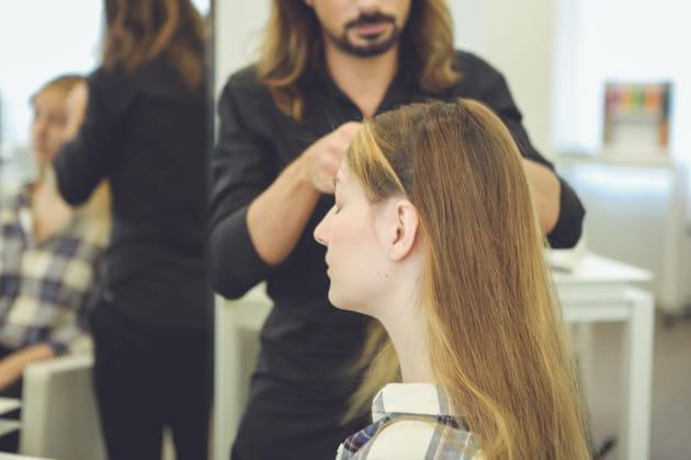 Diviser la chevelure