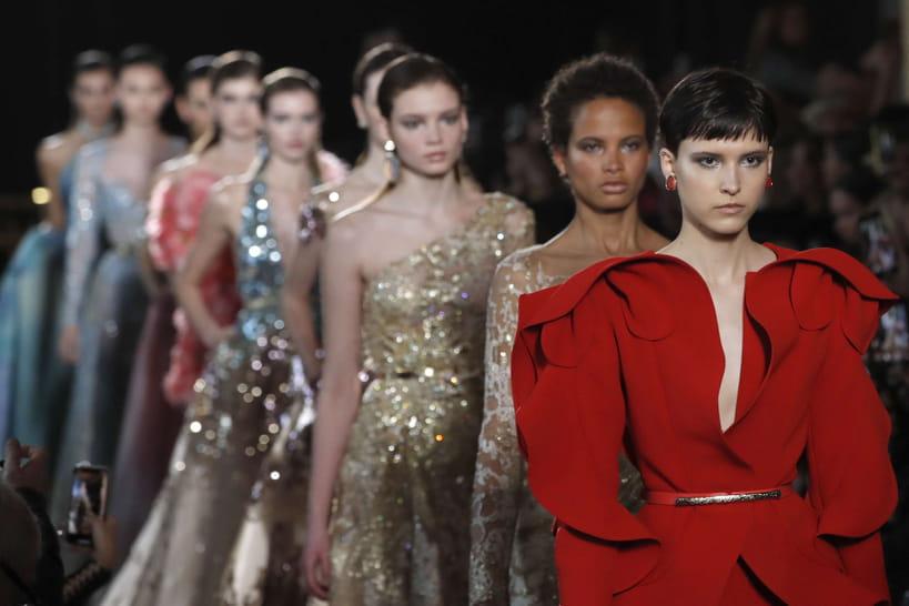 9b76a005cb186 Les plus belles silhouettes de la haute couture au printemps-été 2019