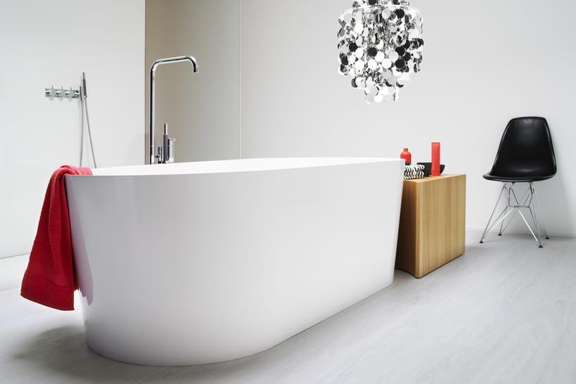 quel sol pour la salle de bains. Black Bedroom Furniture Sets. Home Design Ideas