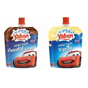 goûters lactés les p'tits yabon de yabon