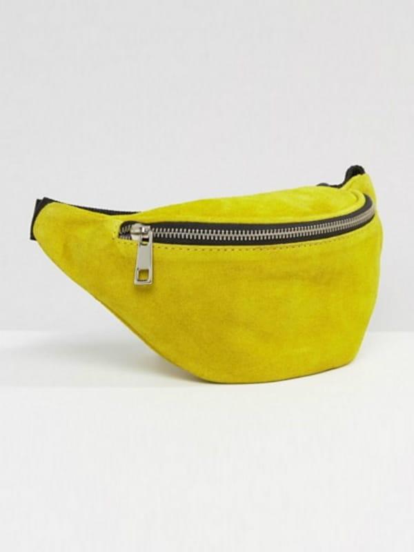 7ab5791ac3 Sac banane daim de Asos © Asos