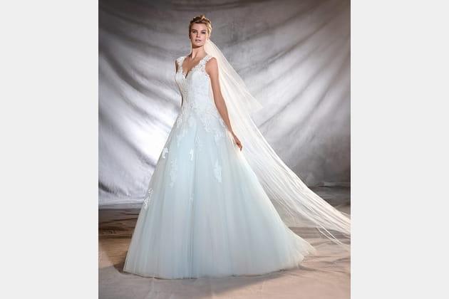 Robe de mariée Olegaria, Pronovias