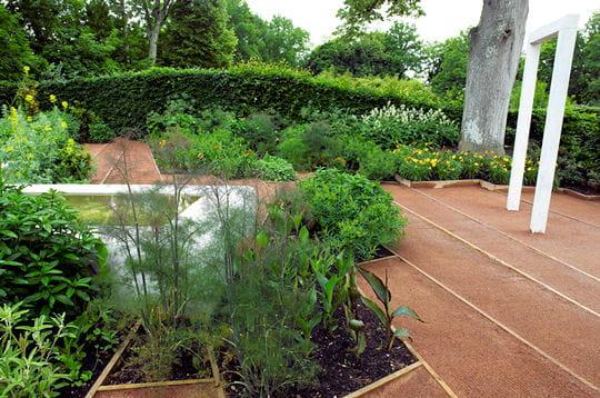 Le jardin La halte