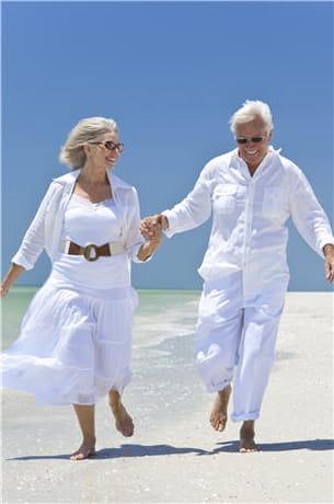 s'habiller peut être difficile en cas d'arthrose.