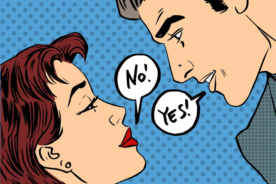 Saint-Valentin: 7façons de faire comprendre à mon mec que je m'en fous