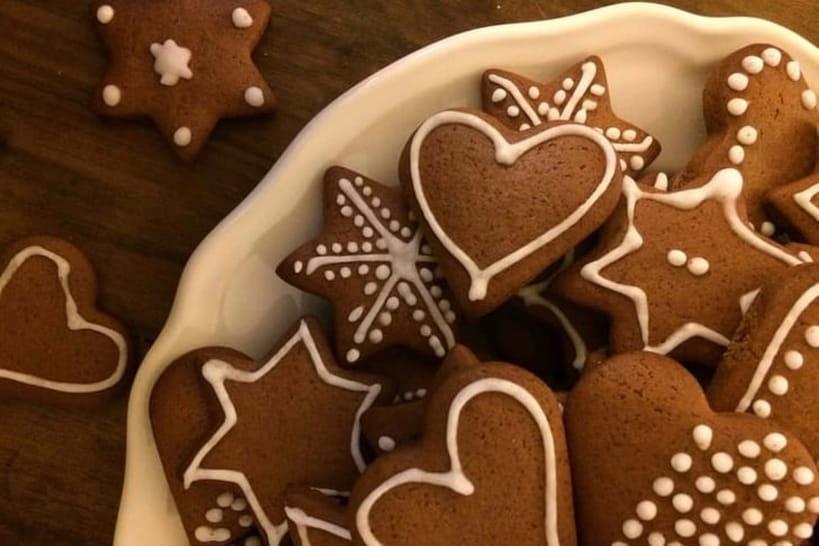 Recettes de petits gâteaux de Noël