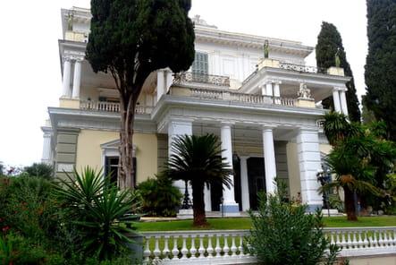 Le palais de Sissi