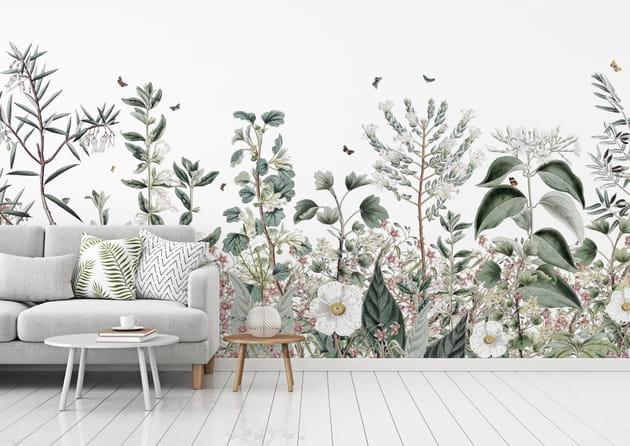Papier peint Botanical Garden de Rebel Walls