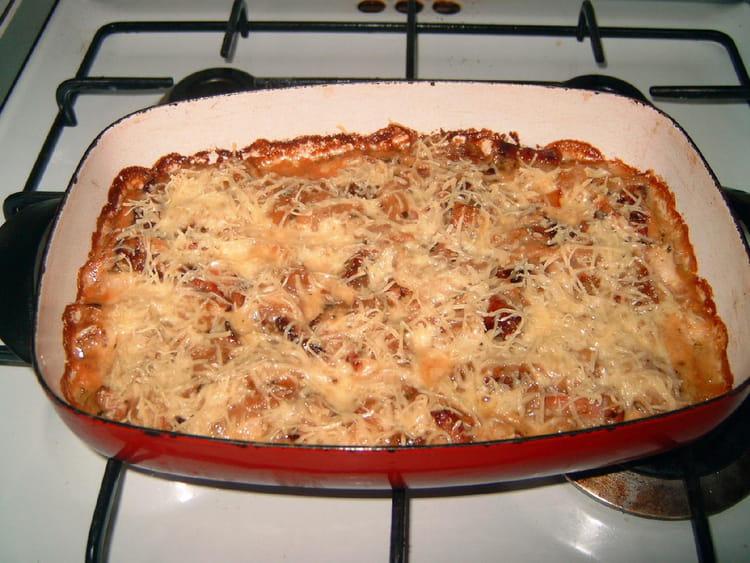 Recette de gratin de p tisson rapide la recette facile - Cuisiner les blettes marmiton ...