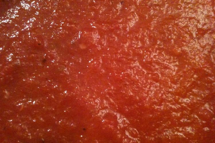 Sauce tomate au miel
