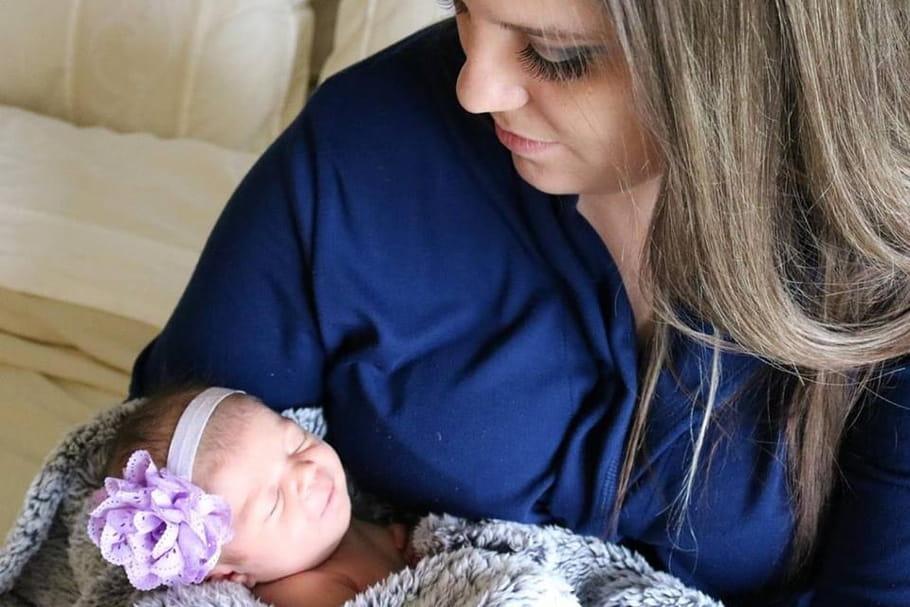 Enceinte, son message sur facebook sauve son bébé