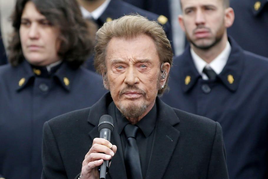 Mort de Johnny Hallyday: les stars réagissent