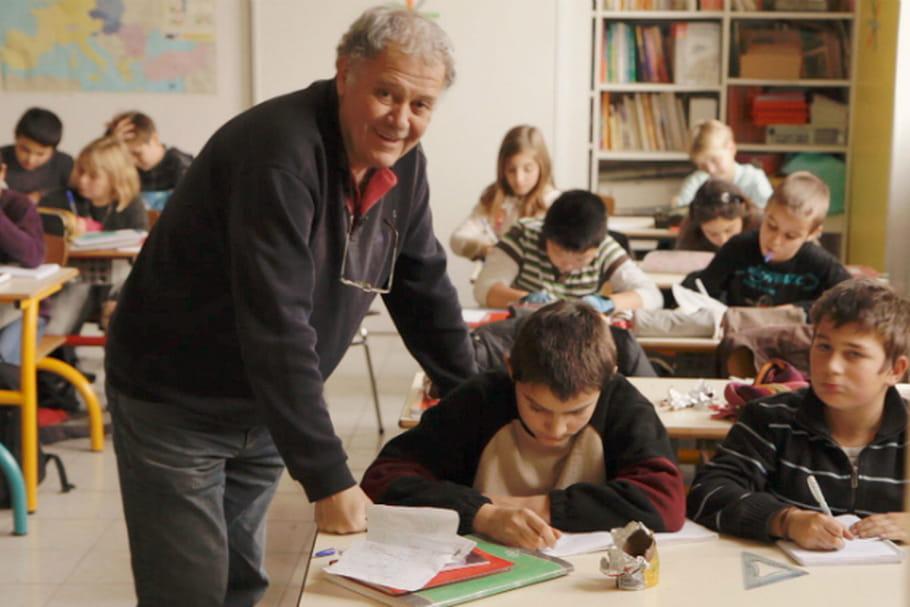 Mon Maître d'Ecole : interview croisée d'Emilie Thérond et Monsieur Burel