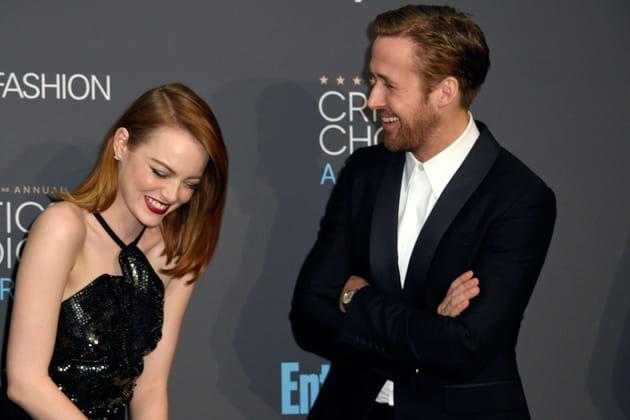 Emma Stone et Ryan Gosling se sont bien marrés