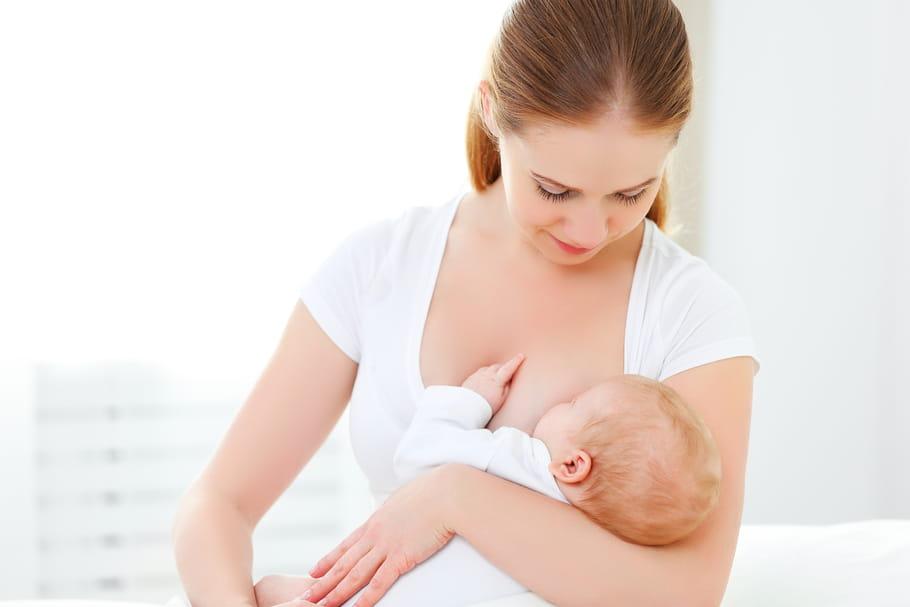 Composition du lait maternel: que contient-il?