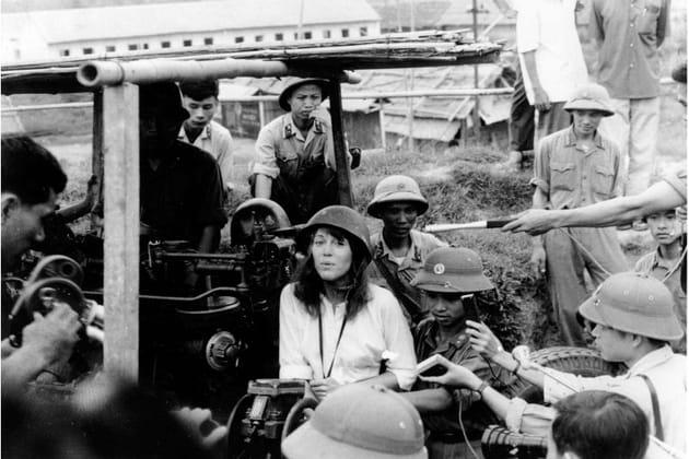 Jane Fonda, pacifiste