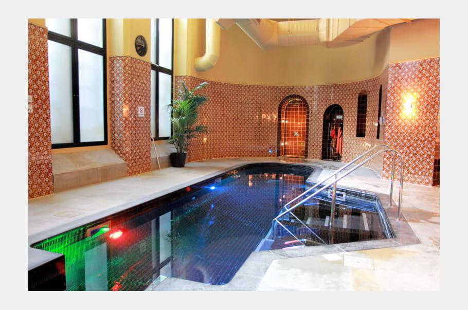 St. Pancras Renaissance London Hotel : la piscine