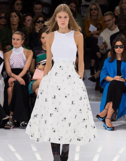 Christian Dior prêt-à-porter printemps-été 2015