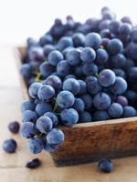 ne vous mettez pas à consommer uniquement du raisin du jour en lendemain.