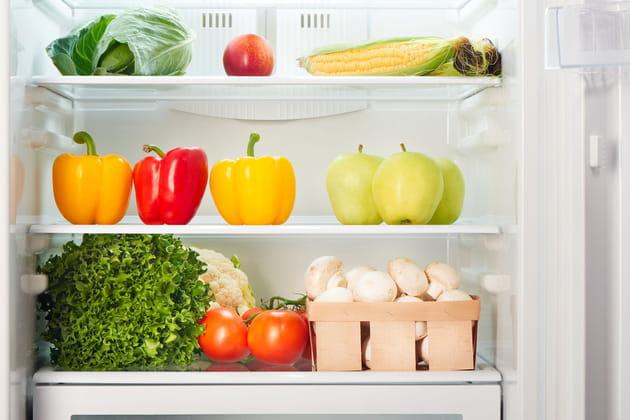 Négliger le rangement de son frigo