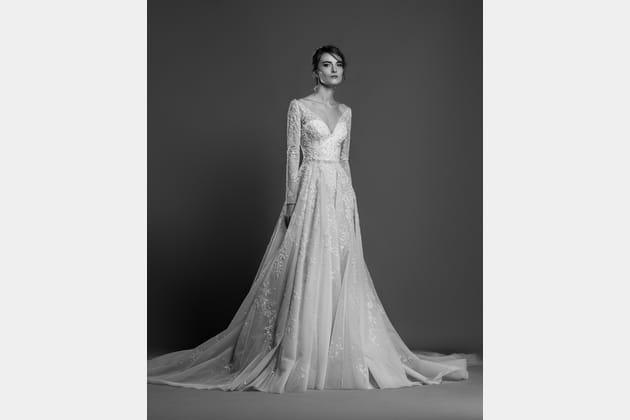 Robe de mariée, George Hobeika