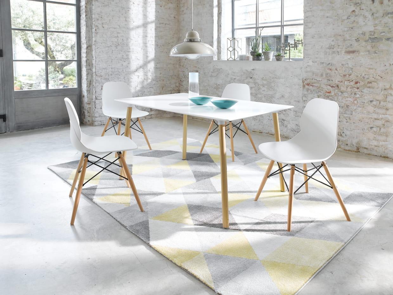 Table soren de conforama - Conforama table salle a manger ...