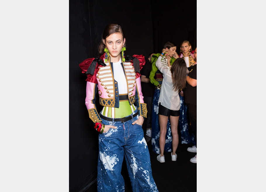 Dsquared2 (Backstage) - photo 26