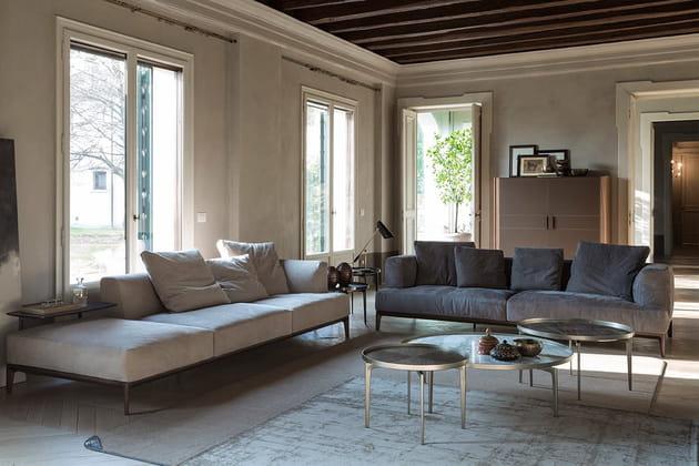 Canapé Swing par Giuseppe Bavuso pour Alivar