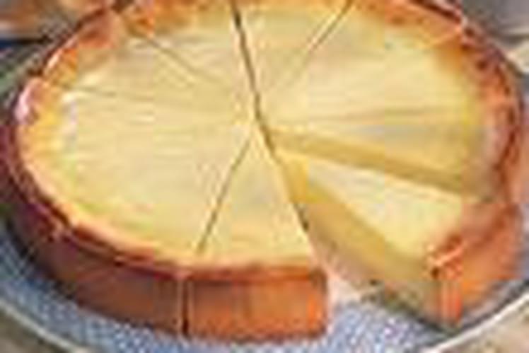 Gâteau au fromage blanc et alcool