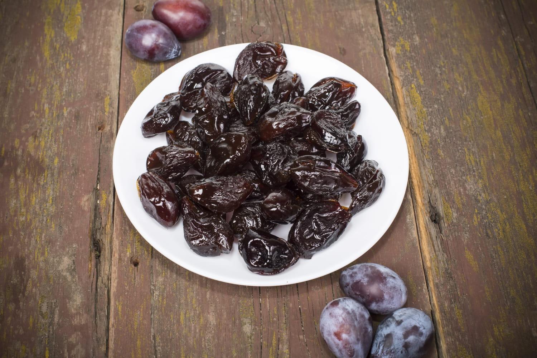 Comment bien faire sécher des prunes?