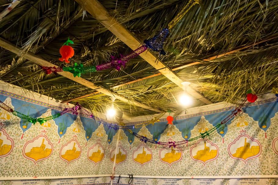 Souccot 2021: date et traditions de la fête des cabanes