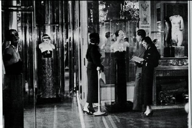 L'exposition Bijoux de Diamants de 1932