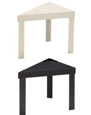 tables basses 'smile' d'alinéa