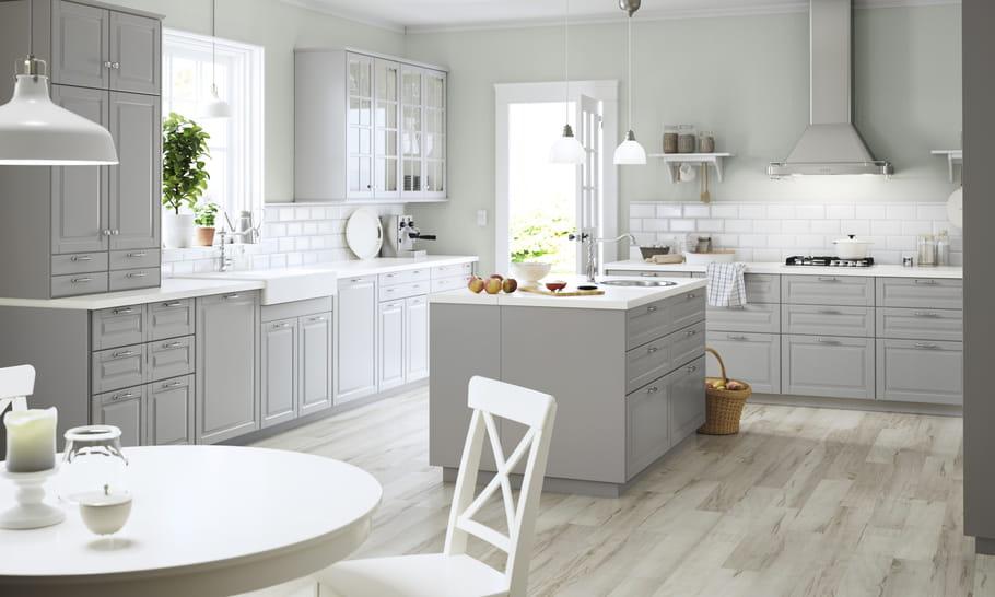 bodbyn cuisine conviviale d 39 ikea cuisine ikea plein feux sur les nouveaux mod les journal. Black Bedroom Furniture Sets. Home Design Ideas
