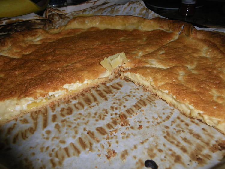 Recette de tarte au citron m ringu e toute l g re la recette facile - Tarte au citron facile et rapide ...