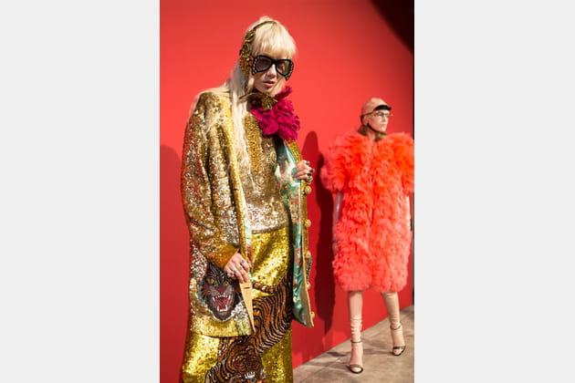 Gucci (Backstage) - photo 14