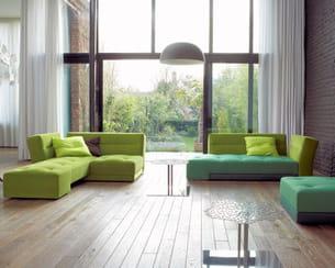 Jardin d 39 hiver la vie en verte - Canape patchwork cinna ...