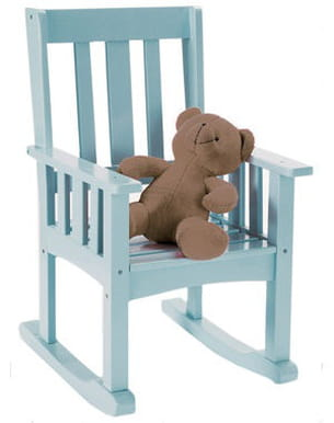 rocking-chair de vertbaudet