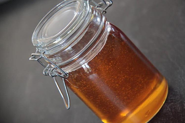 Caramel liquide fait maison