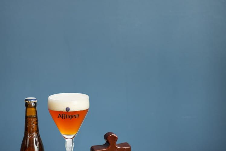 Douceur maltée chocolat et orange
