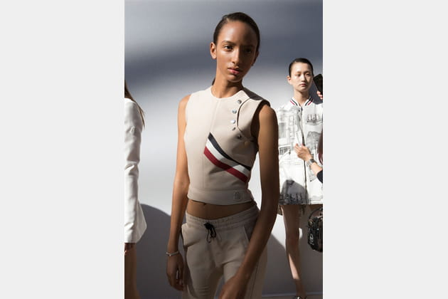 Moncler Gamme Rouge (Backstage) - photo 53