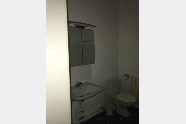 Avant: des toilettes qui faisaient peur à voir