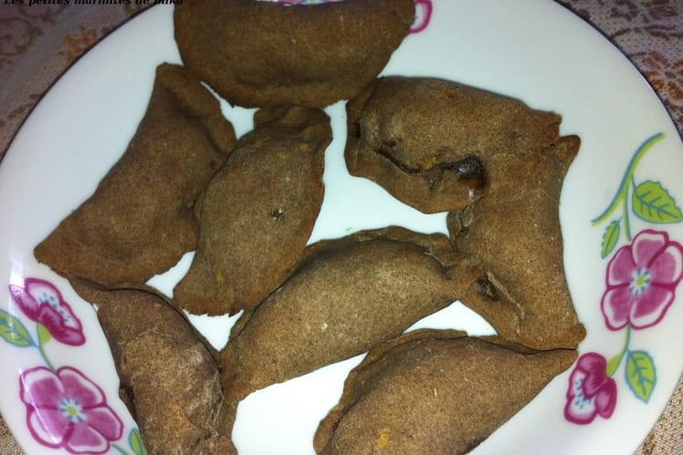 Empanadas au thon et légumes