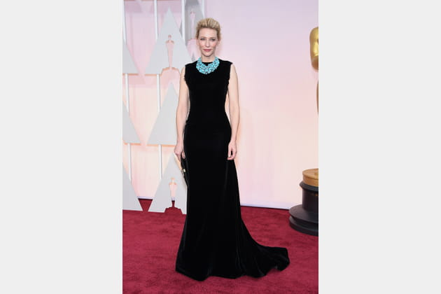 Cate Blanchett le 22février 2015