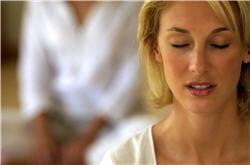 les personnes anxieuses ont tendance à respirer trop vite.