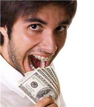 les appareils dentaires pour adultes sont chers alors heureusement qu'ils seront