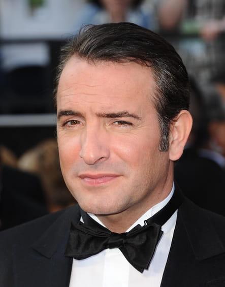 Jean Dujardin sans barbe