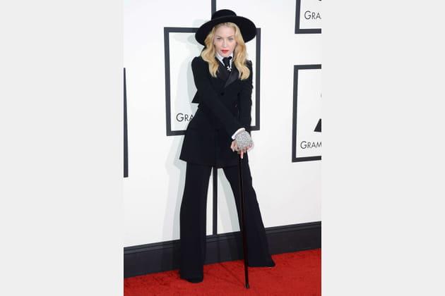 Madonna le 26janvier 2014