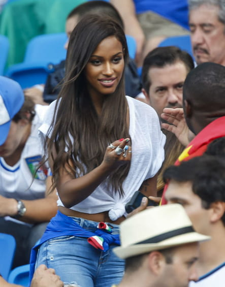Supportrices sexy Coupe du monde 2014 Italie